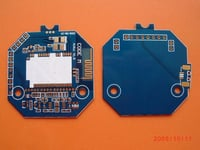 4 Layer PCB Board With Blue Color
