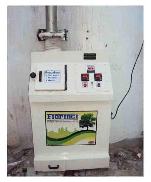 Portable Electrical Incinerators