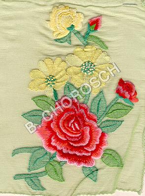 Designer Thread Work Embroidered Sarees