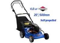 "20"" Lawn Mower With B&S Engine"