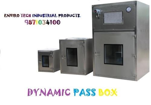 Tgpe Stainless Steel Pass Box