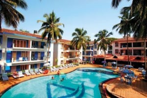 Goa Tour in Alor Holiday Resort