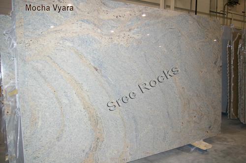 Mocha Vyara Granite Block