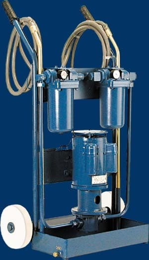 OIL Filtration and Transfer Unit