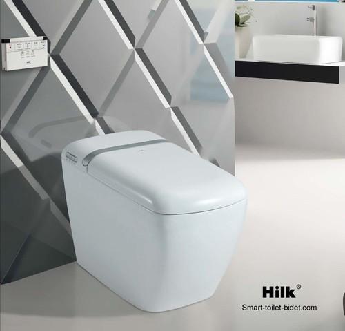 Awesome Auto Flip Intelligent Toilet Cover Electronic Bidet Seat Uwap Interior Chair Design Uwaporg