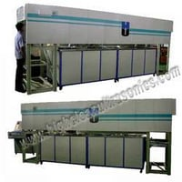 Multistage Plc Controlled Cleaning System
