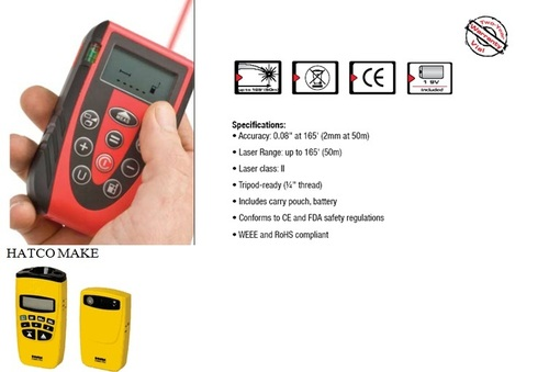 Ultrasonic Laser Distance Measure