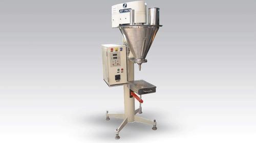 Semi Automatic Chocolate Powder Filling Machine With Servo Type