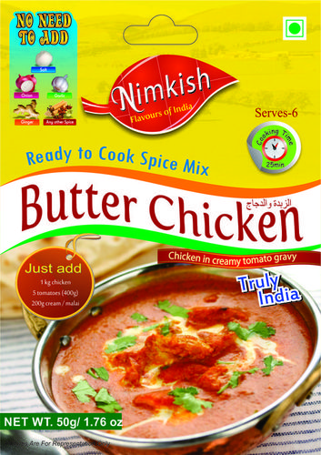 Butter Chicken Masala