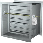 Fire Dampers For Fire Protection