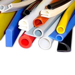 Extruded And Moulded Rubber Items