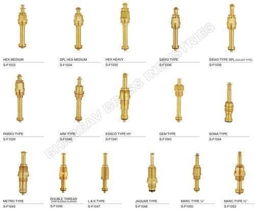 Brass Taps Cartridge