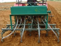 Groundnut Sowing Machine