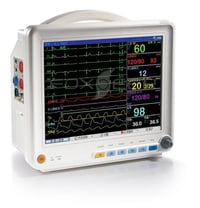 12 Inch (Advanced Edition) Multi-Parameters Bedside Patient Monitor