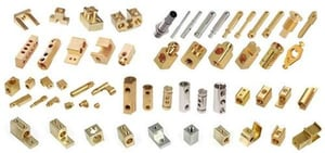 Brass Fused Parts