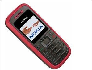 Mobile Phone (Nokia 1208)