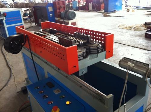 PVC Corrugated Pipe Extrusion Line