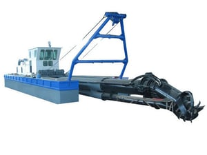 Cutter Suction Dredger Device