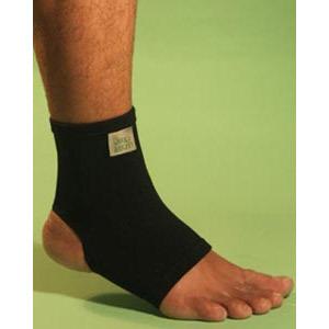 Open Heel-Elastic Ankle Support