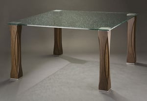 Chess Dining Table