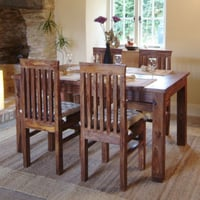 Handmade Wooden Dining Table