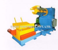 Hydraulic Expansion Decoiler