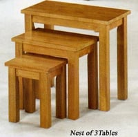 Nest Of 3 Table