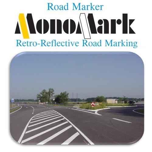 Retro Reflective Road Marking Paint