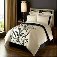 Embroided Bed Sheets Set