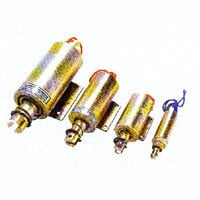 Electromagnetic Dc Solenoids