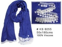 Lace Work Scarves