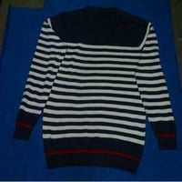 Striped Knitted T-Shirts