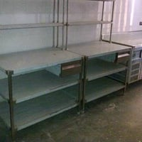 Food Preparation Tables