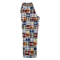 Mens Night Patch Work Pant