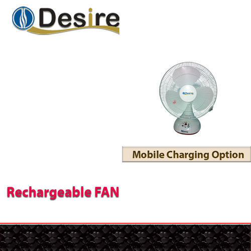 Mobile Charging Fan Drf 1401
