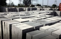 Autoclaved Aerated Concrete (AAC) Blocks
