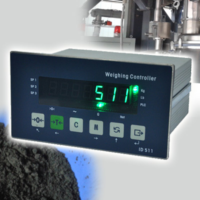 ID511 Industrial Weighing Process Controller