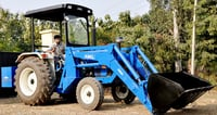 Heavy Duty Tractor Attachment Front End Loaders