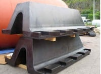 Marine Rubber Arch Fenders