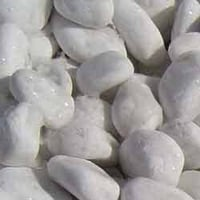 Quartz Pebbles (Off White In Colour)