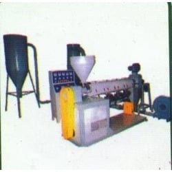 Granulation & Compounding Plant With Die Face Cutter