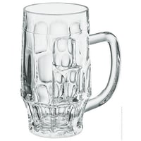 Borgonovo Rosy Beer Mug 500 Ml