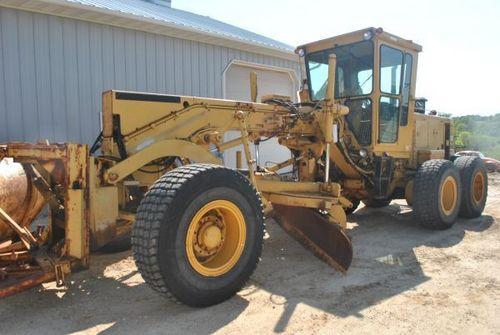 Motor Grader 1991 CAT 140G