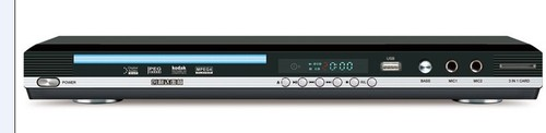 Home DVD Player with USD/CARD