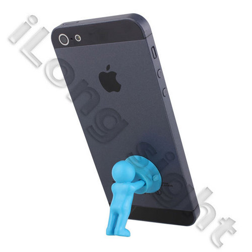 Color 3d Man Stand Holder For Ipad Iphone In Shenzhen