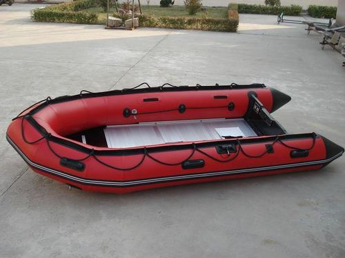 Marine Inflatable Rescue Boat