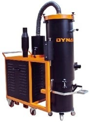 Wet And Dry Industrial Vacuum Cleaners (Three Phase)