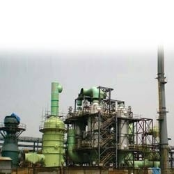 FRP Gas Cleaning Plants