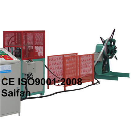 Sf-L Nailless Foldable Plywood Boxes Machine