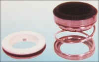 Seals With Single Coil Spring